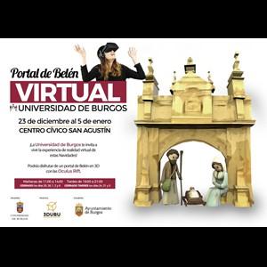 Portal de bel n virtual en centro c vico san agust n burgos for Piscinas san agustin burgos