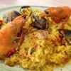 Menú paella de marisco en Sala Quince, Burgos