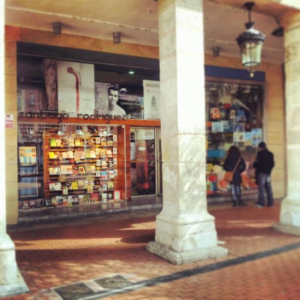 Libreria santiago rodriguez regalos en burgos - Libreria couceiro santiago ...