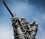 El Cid se pone el pañuelo