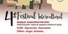 Festival intercultural en Auditorio Fórum Evolución Burgos, Burgos
