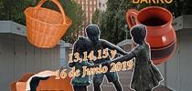 Feria de Artesanía del Mimbre, Barro y Cuero en Parque de San Agustín, Burgos
