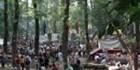 Día de las Peñas y del Burgalés ausente en Parque de Fuentes Blancas, Burgos